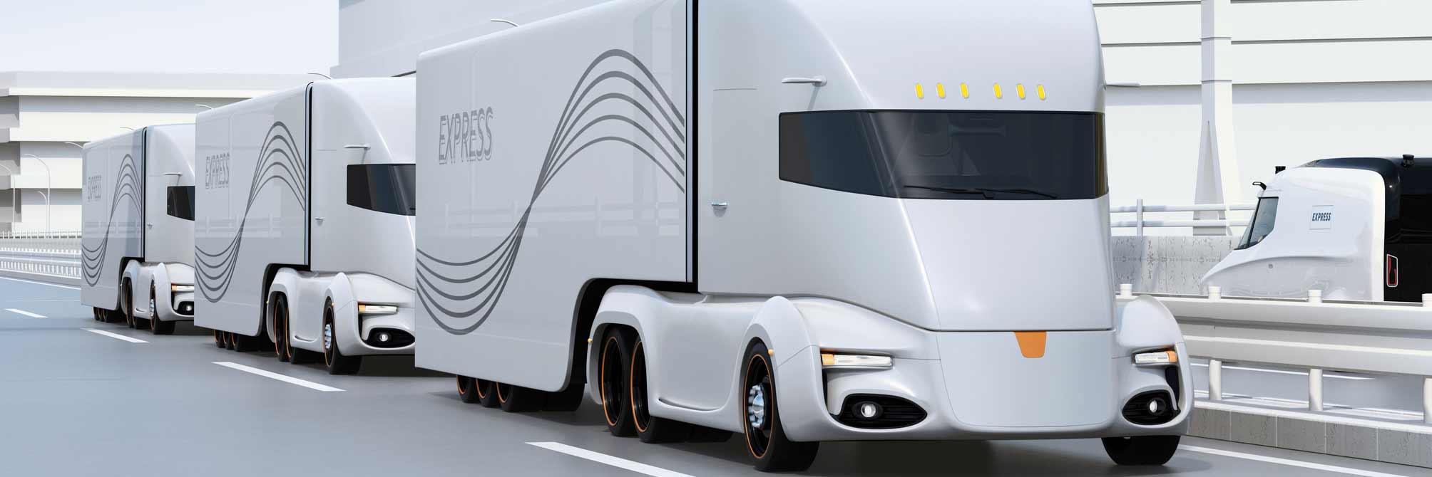 inline electric trucks